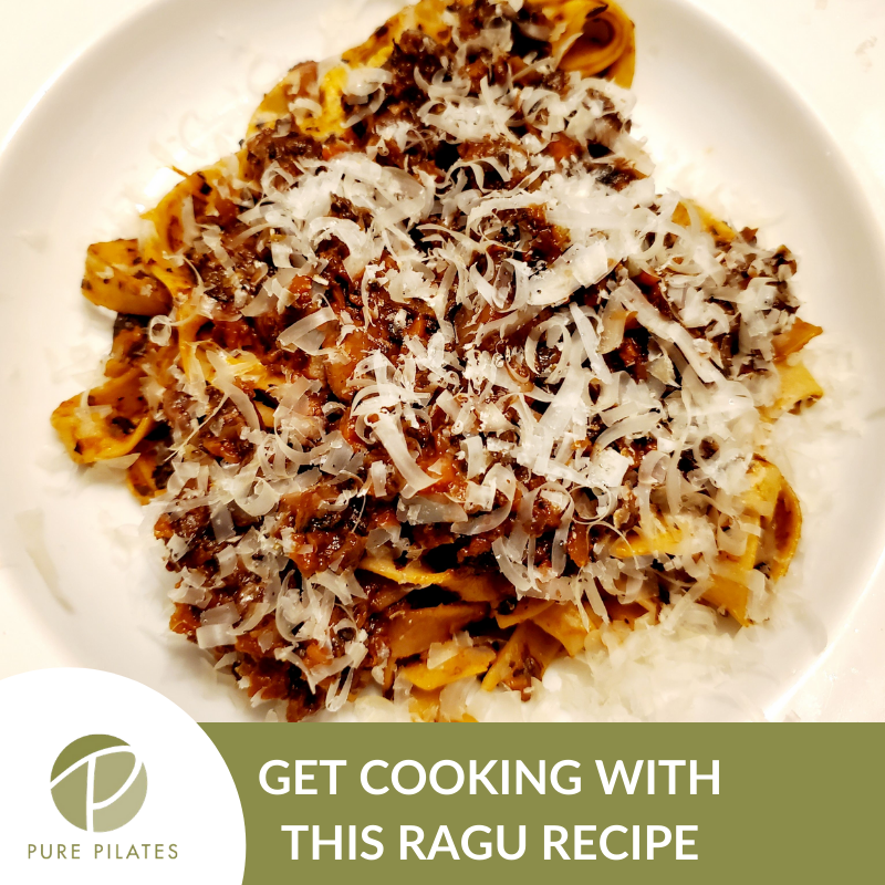 Charred Vegetable Ragu Recipe