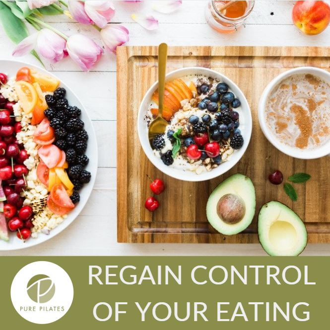 Get off the Emotional Eating Roller Coaster w/ Elizabeth Girouard