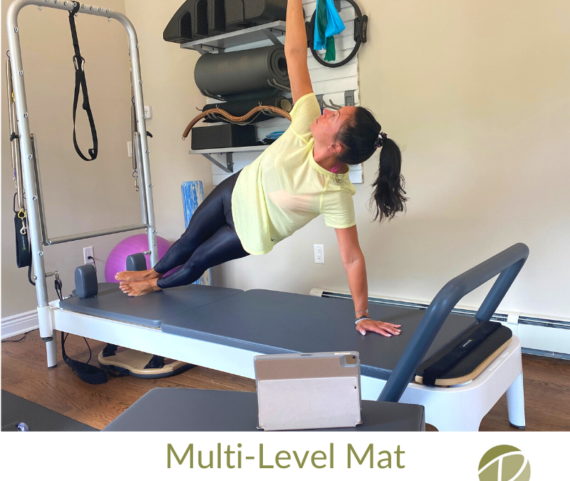 Multi-level Mat Classes Are Back at Pure Pilates!