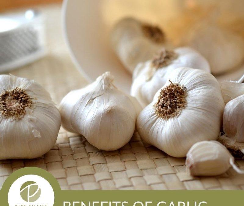 The Benefits of Garlic