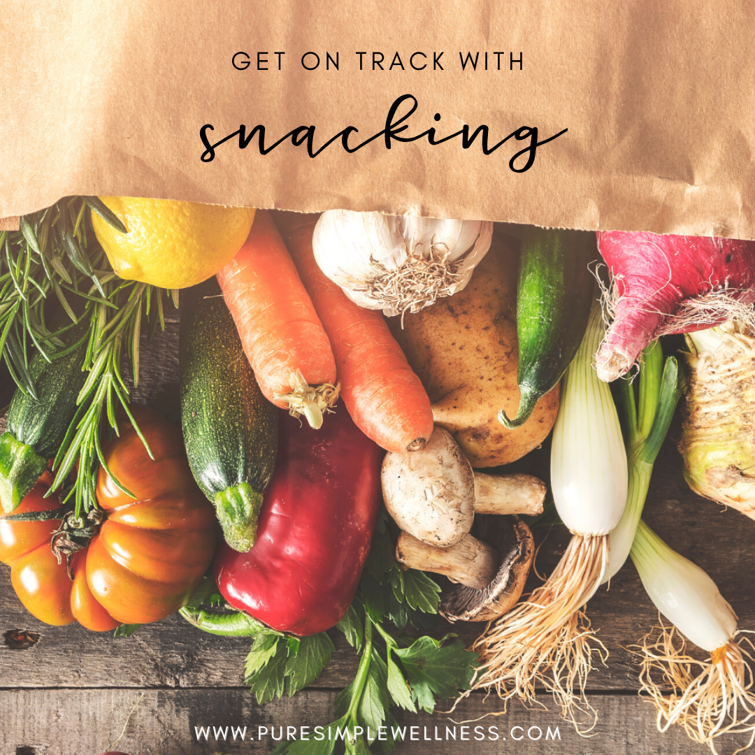 Get on Track with Snacking with Elizabeth Girouard