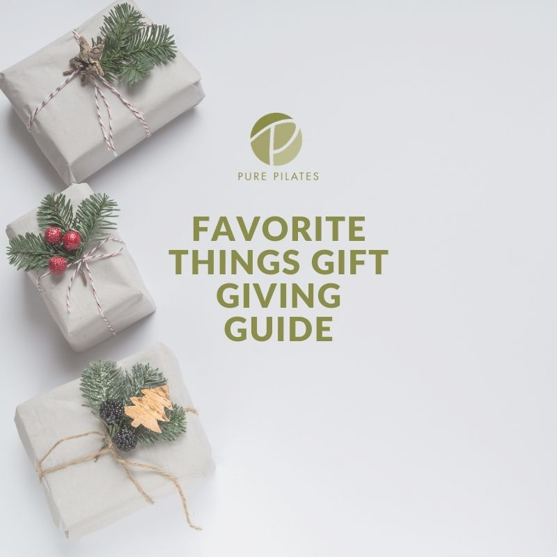 Favorite Things Gift Giving Guide