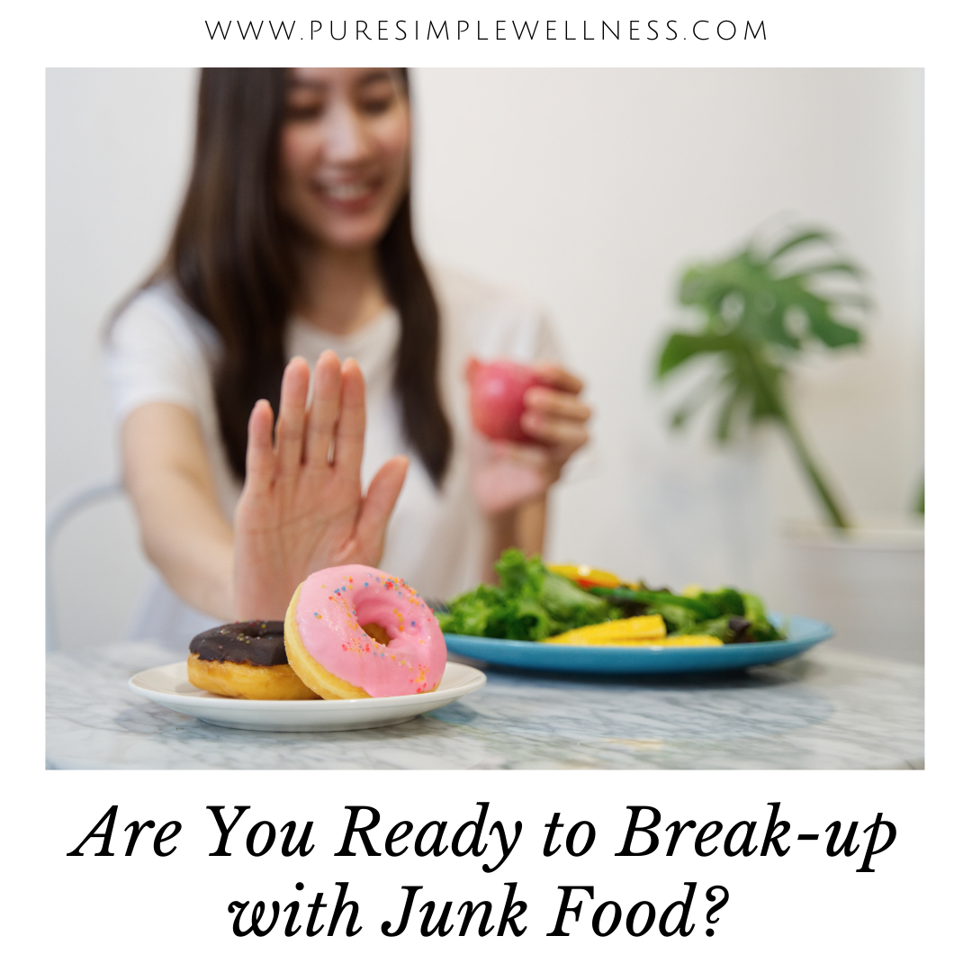 Are You Ready to Break-up with Junk Food? with Elizabeth Girouard
