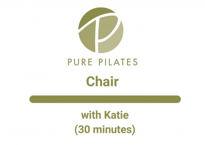 Chair With Katie 30 Min