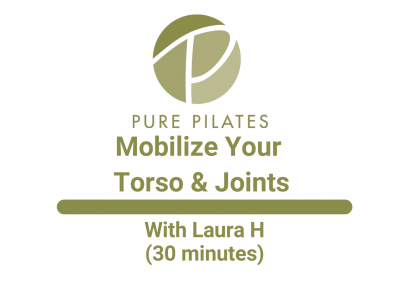 Mobilize Your Torso and Joints With Laura H 30 Min