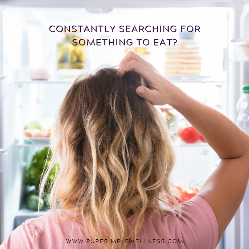 Constantly Searching for Something to Eat? with Elizabeth Girouard