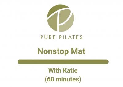 Nonstop Mat With Katie 60 Min