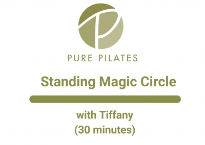 Standing Magic Circle With Tiffany 30 Minutes