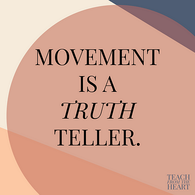 Movement is a Truth Teller