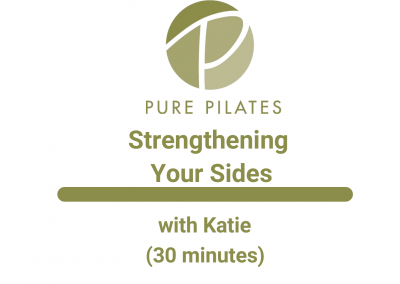 Strengthen Your Sides With Katie 30 Minutes