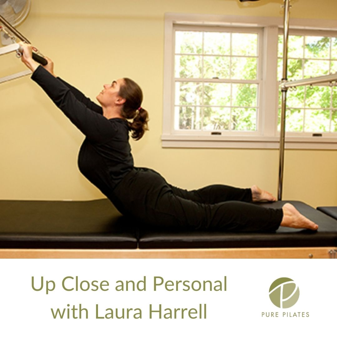 Up Close and Personal: Laura Harrell