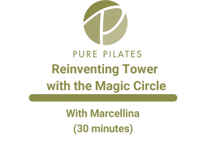 Reinventing Tower with the Magic Circle With Marcellina 30 Minute