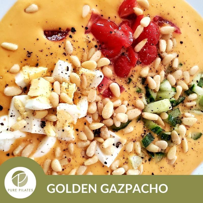 Golden Gazpacho Recipe