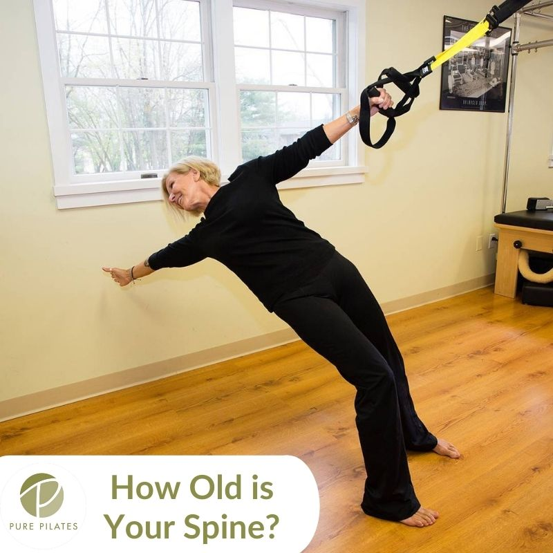 How Old is Your Spine